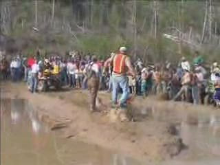 ATV MUD BOG from:ATV CRASHER
