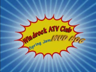 Windrock ATV CLub Spring Jam Mud Bog from:ATV CRASHER